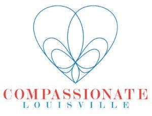 Compassionate Louisville Logo Square