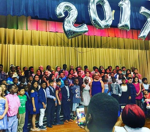 Congratulations to the Young Elementary Class of 2017! There arehellip
